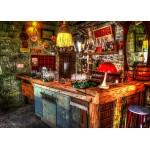 Grafika-T-00841 Ruin Bar in Budapest