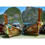 Grafika-T-00847 Paradise in Phuket