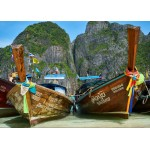Grafika-T-00850 Paradise in Phuket