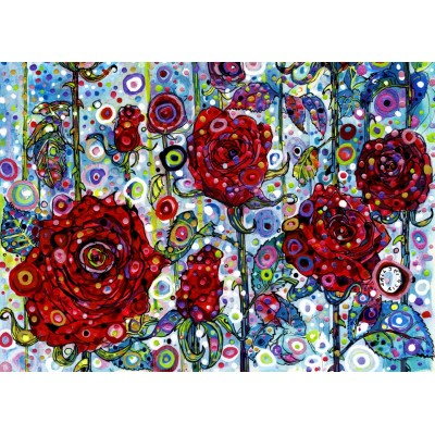 Grafika-T-00894 Sally Rich - Roses