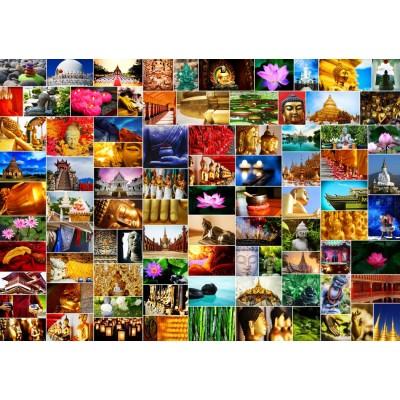 Grafika-T-00905 Collage - Zen