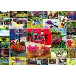 Grafika-T-00909 Collage - Vélos