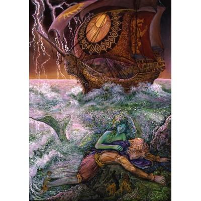 Grafika-T-00954 The Mermaid and the Prince