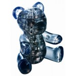 HCM-Kinzel-103114 Puzzle 3D en Plexiglas - Teddy l'ourson