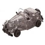 HCM-Kinzel-59134 Puzzle 3D en Plexiglas - Oldtimer noire