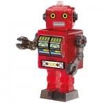 HCM-Kinzel-59166 Puzzle 3D en Plexiglas - Robot