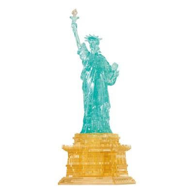 HCM-Kinzel-59173 Puzzle 3D en Plexiglas - Statue de la Liberté