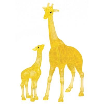 HCM-Kinzel-59177 3D Crystal Puzzle - Girafes