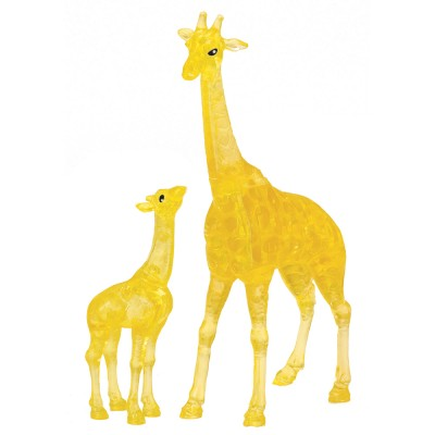 HCM-Kinzel-59177 Puzzle 3D en Plexiglas - Girafes