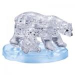HCM-Kinzel-59182 Puzzle 3D en Plexiglas - Ours et Ourson