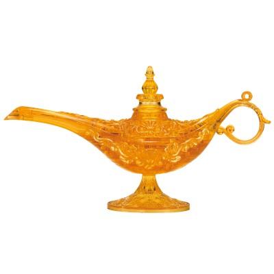 HCM-Kinzel-59186 3D Crystal Puzzle - La Lampe Magique d'Aladdin
