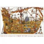 Heye-25475 Loup Jean-Jacques : Arche de Noë