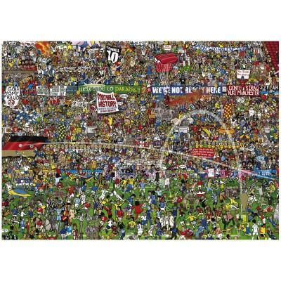 Heye-29205 Alex Bennett : Football History