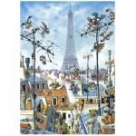 Heye-29358 Loup : La Tour Eiffel