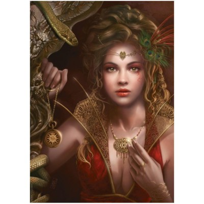 Heye-29614 Cris Ortega : Bijoux en or