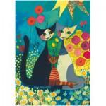 Heye-29616 Rosina Wachtmeister : le parterre de fleurs
