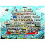 Heye-29697 Anders Lyon: Cruise