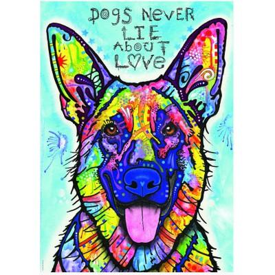 Heye-29732 Dean Russo: Dogs Never Lie
