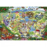 Heye-29837 Anders Lyon - Fun Park Trip
