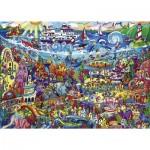 Heye-29839 Rita Berman - Magic Sea