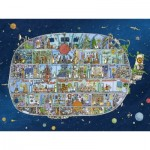 Heye-29841 Mattias Adolfsson - Spaceship