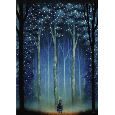Heye-29881 Andy Kehoe - Forest Cathedral