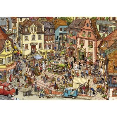 Heye-29884 Göbel/Knorr - Market Place