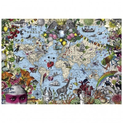 Heye-29913 Quirky World