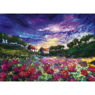 Heye-29917 Moy Mackay - Sundown Poppies