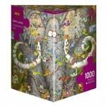Heye-29921 Marino Degano - Elephants Life