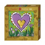 Heye-70858-29764 Stefanie Steinmayer - Hearts of Gold - Spring