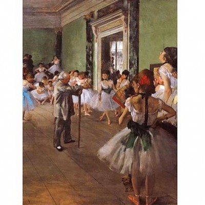 Impronte-Edizioni-046 Edgar Degas - L'Ecole de Danse