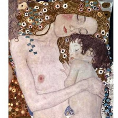 Impronte-Edizioni-063 Gustav Klimt - Les Trois Âges de la Femme