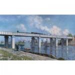 Impronte-Edizioni-080 Claude Monet - Le Pont du Chemin de Fer à Argenteuil
