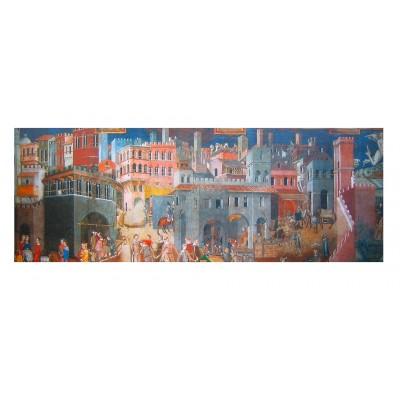 Impronte-Edizioni-125 Lorenzetti - Allégorie et effets du Bon et du Mauvais Gouvernement