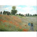 Impronte-Edizioni-236 Claude Monet - Le Champ aux Coquelicots