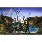 Impronte-Edizioni-240 Salvador Dalí - Cygnes se reflétant en éléphants