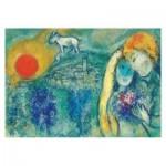 Impronte-Edizioni-245 Marc Chagall - Les Amoureux de Vence