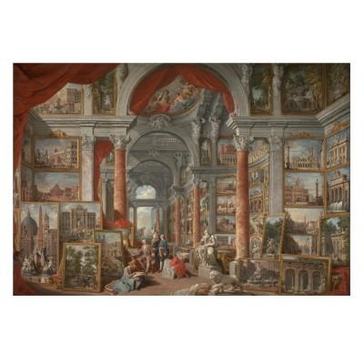 Impronte-Edizioni-249 Giovanni Paolo Panini - Galerie de Vues de la Rome Moderne