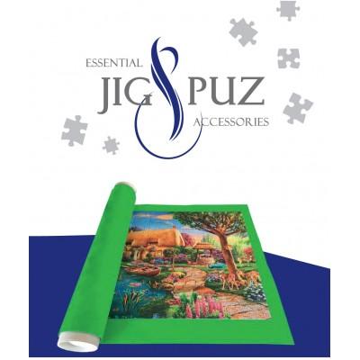 Jig-and-Puz-80002 Tapis de Puzzles - 300 à 1000 pièces