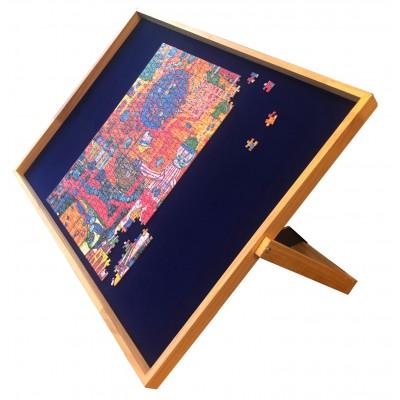 Jig-and-Puz-80015 Puzzle Table - 100 à 1000 Pièces