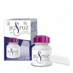 Jig-and-Puz-80019 Colle 120 ml pour 2 Puzzles 1000 Pièces avec Spatule