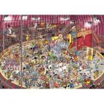 Jumbo-01470 Van Haasteren Jan : Le cirque