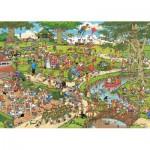 Jumbo-01492 Jan van Haasterenn : Le Parc