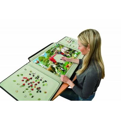 Jumbo-10806 Portapuzzle 1500 Pièces Standard