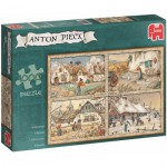 Jumbo-17093 Pieck Anton : 4 Saisons