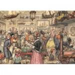 Jumbo-17094 Anton Pieck - L'Exposition