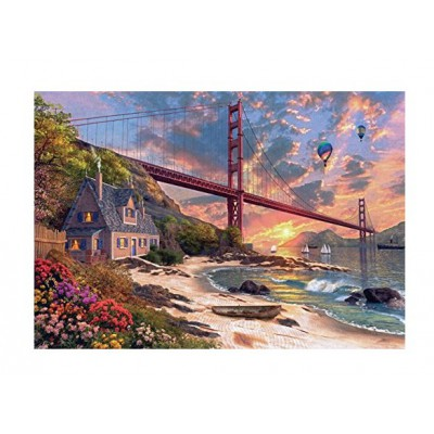 Jumbo-18333 Golden Gate Bridge