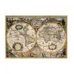 Jumbo-18345 Carte du Monde en 1630