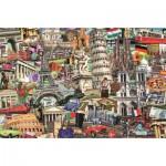 Jumbo-18355 Best of des Villes d'Europe